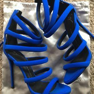 Giuseppe Alien strappy stiletto